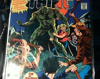 The Saga of the Swamp Thing #1 vol. 2