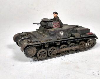 1/35 Built Panzer I
