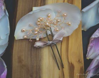 Wedding hair pins wedding hair piece bridal hair piece wedding hair accessories for bride