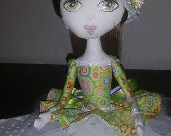 Little Lady Green