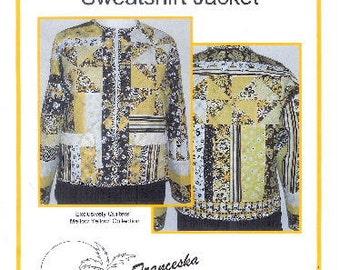 Design-Your-Own Sweatshirt Jacket pattern