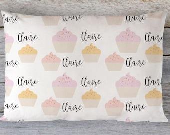 Personalized kids gifts - Personalized kids pillow - Toddler pillowcase - Monogram pillow - Monogram Pillow case - Kids pillowcases
