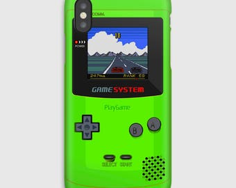 Case for iPhone X 8, 8 +, 7, 7 +, 6s, 6, 6s +, 6, 5 c, 5, 5s 5SE, 4s, 4 video game