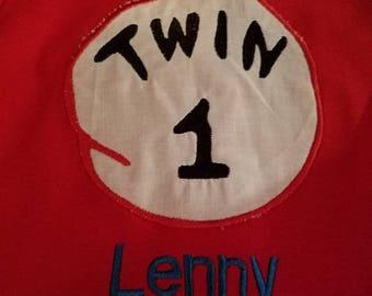 Twin 1/ Twin 2 Set