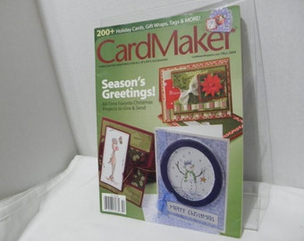 Card Maker  Magazine - Fall 2009