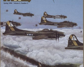 Military History Quarterly book: Spring 1996; Volume 8; Number 3