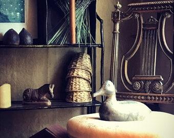 duck decoy decor