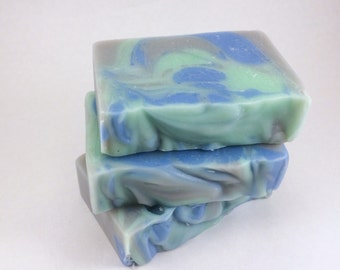 Scottish Highland Soap - Outlander Soap - Cold Process Soap - Natural Soap - Fresh Scented Soap