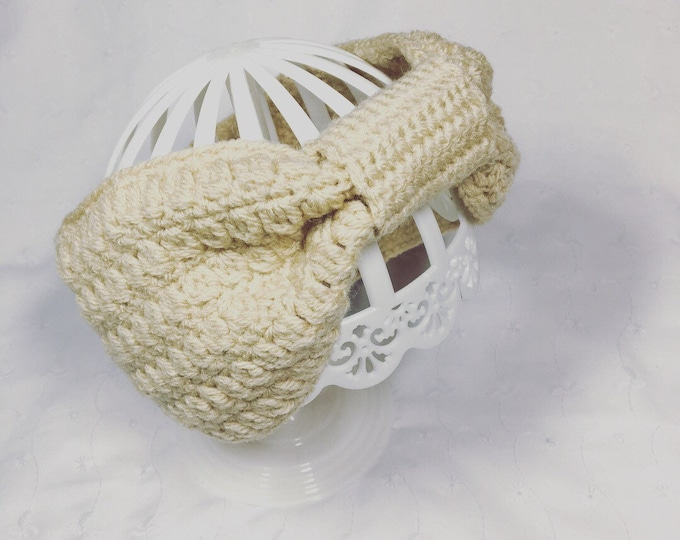 Vintage knot headband