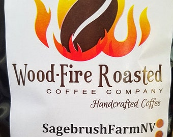 SagebrushFarmNV Special Roast Whole Bean Coffee