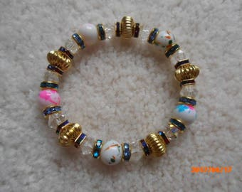 COLOR MY WORLD! Beaded Bracelet