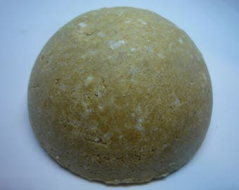 shampoo bar solid soft and dull hair
