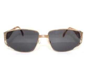 90s YOKOHAMA Optical Sunglasses 1990s Vintage Designer Frames DIVINE