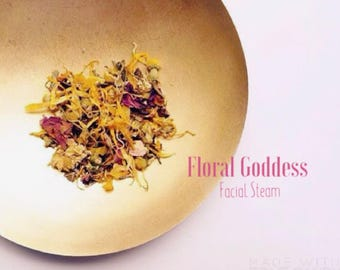 Floral Goddess Facial Steam