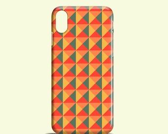 Autumn Studs phone case /iPhone X / autumn iPhone 8 / geometric iPhone 7, iPhone 6S, iPhone 6, iPhone 5S, iPhone 5, SE, Samsung gal S7, S6