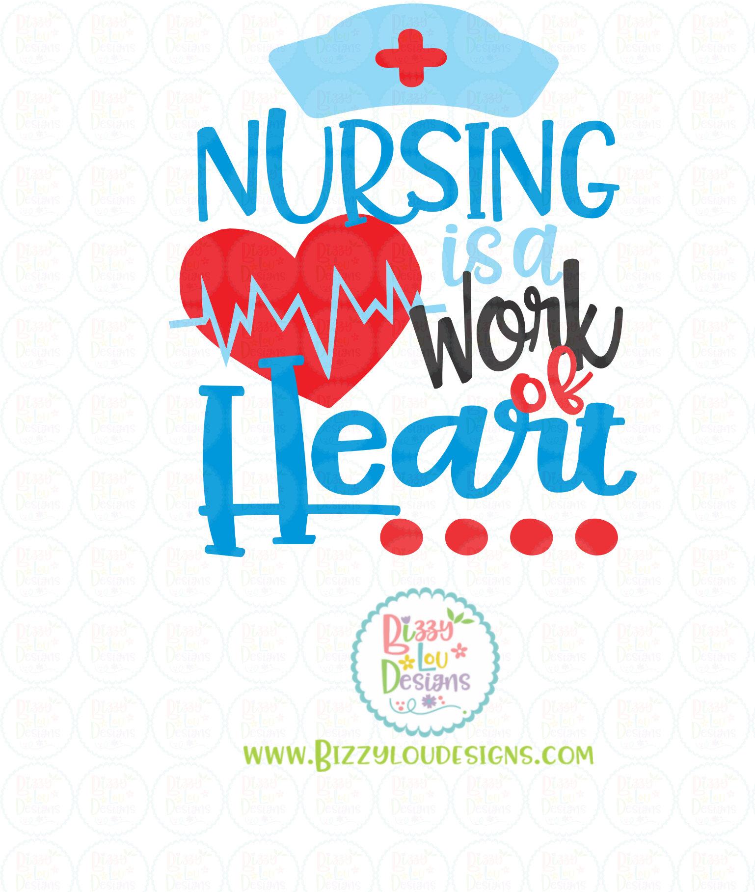 Nursing Quotes Nursing Svg Dxf Eps Png Nurse Svg Nurse Cut File Nursing