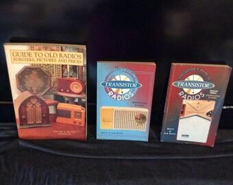 Collectors Guide Books To Old Radio Identification Transistor Radio Tube Radio Prices Radio Pictures Vintage Radio Antique Radio Clock Radio
