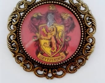 Gryffindor Harry Potter Brooch
