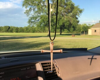 Rear View Mirror Cross