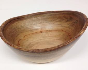 Camphor Bowl, Wood Bowl, Natural Edge Bowl, Candy Bowl