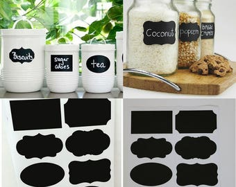 40 pcs Chalkboard Labels