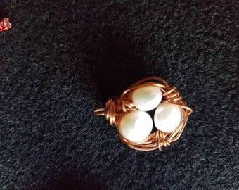 Peal Bird nest