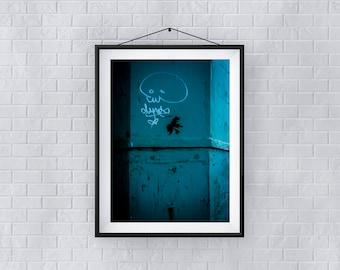 Second Light - Premium Quality – Wall Art - Giclée Print – Urban Art - Martin Sylvester - Sylvo81