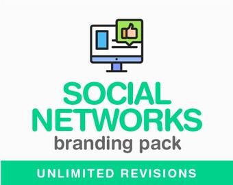Social Media, Branding, Social Branding, Branding Design, Custom Branding, Logo Design, Logo Designer, Brand Design, Business Logo Design