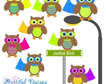 Superhero Owl Clip Art School Teacher Clip Art Superheroes