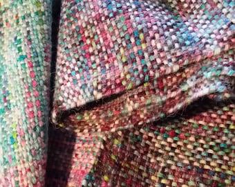 Hand made weaving shawl