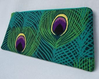 Wristlet - Peacock