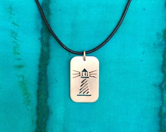 The Lighthouse Necklace-Lighthouse Jewelry