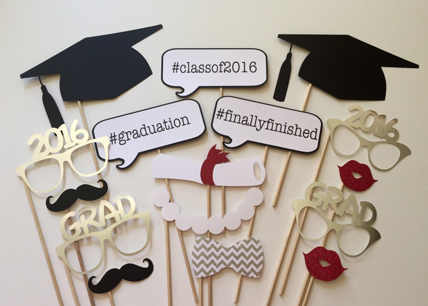 2018 Now Available Graduation Photo Booth Props . Class of