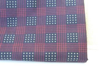 Civil War Print cotton fabric