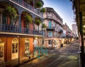 New Orleans, Royal Street, New Orleans Art,  French Quarter Art, Wall Decor,