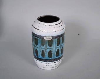West German pottery vase by Scheurich  238-14