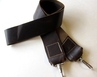 Leather Purse Shoulder Strap / Cross Body Strap for purchase with or without one of my clutches