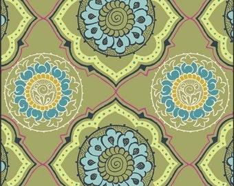 Art Gallery Fabrics - Alhambra II - Cashmere Cameo Garden
