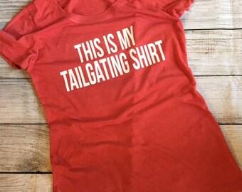 Tailgating shirt
