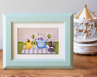 Baby nursery wall art, Baby nursery art, Baby art, Baby nursery, Baby wall art, Nursery wall art, Nursery art, Wall art baby