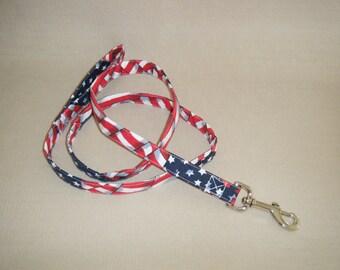 Stars and Stripes - Dog Leash