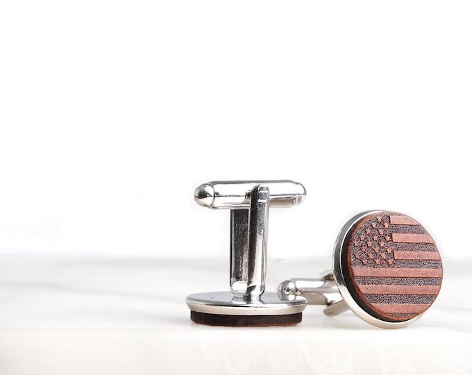 American Cufflinks, American Flag Cufflinks, Wholesale Cufflinks, Men Accessories Wholesale