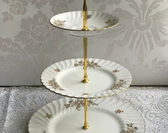 Minton Audley Vintage Cake Stand