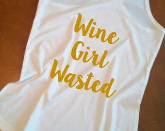 Wine tank top, Wine shirt, Wine gift, Wine lover, Tank top, Funny wine tank, Yoga tank, Workout Tank, Workout shirt, Tank tops, bachelorette
