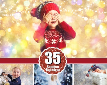 35 Christmas backdrop background texture bokeh (overlays, overlay, lights, lights) Photoshop, holliday, wedding, photo session, jpg