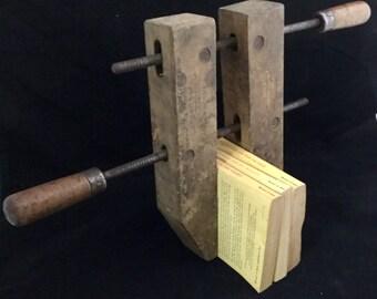 Wood Vise, Industrial Clamp, Jorgensen Tool