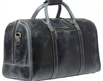 Genuine Leather Travel Bag, Weekend bag, Leather Duffel Bag,Handbag,Cabin Travel Bag ,business bag, leather shoulder bag