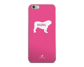 Bulldog iPhone 6/6S or iPhone 6/6S Plus