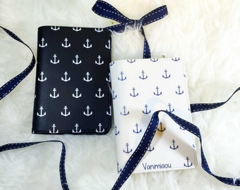 Summer Passport holder,gift for her,couple gift,gift for sailor,sailor gifts,couple gift,nautical gift,gift for him,gift for her