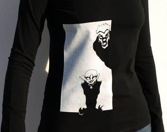 Little Vamps Women's Long sleeved t-shirt